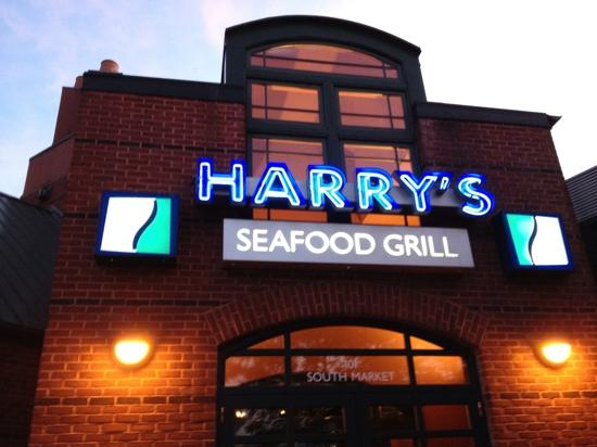 Harrys Seafood Grill